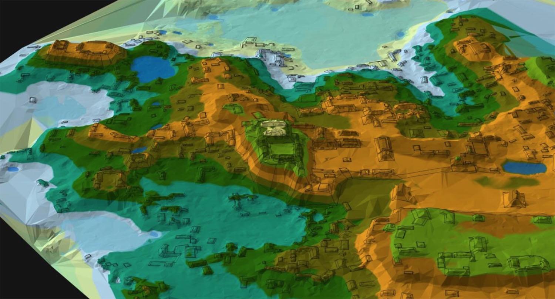 1,000-Year-Old Tomb of Maya King Discovered in Guatemala