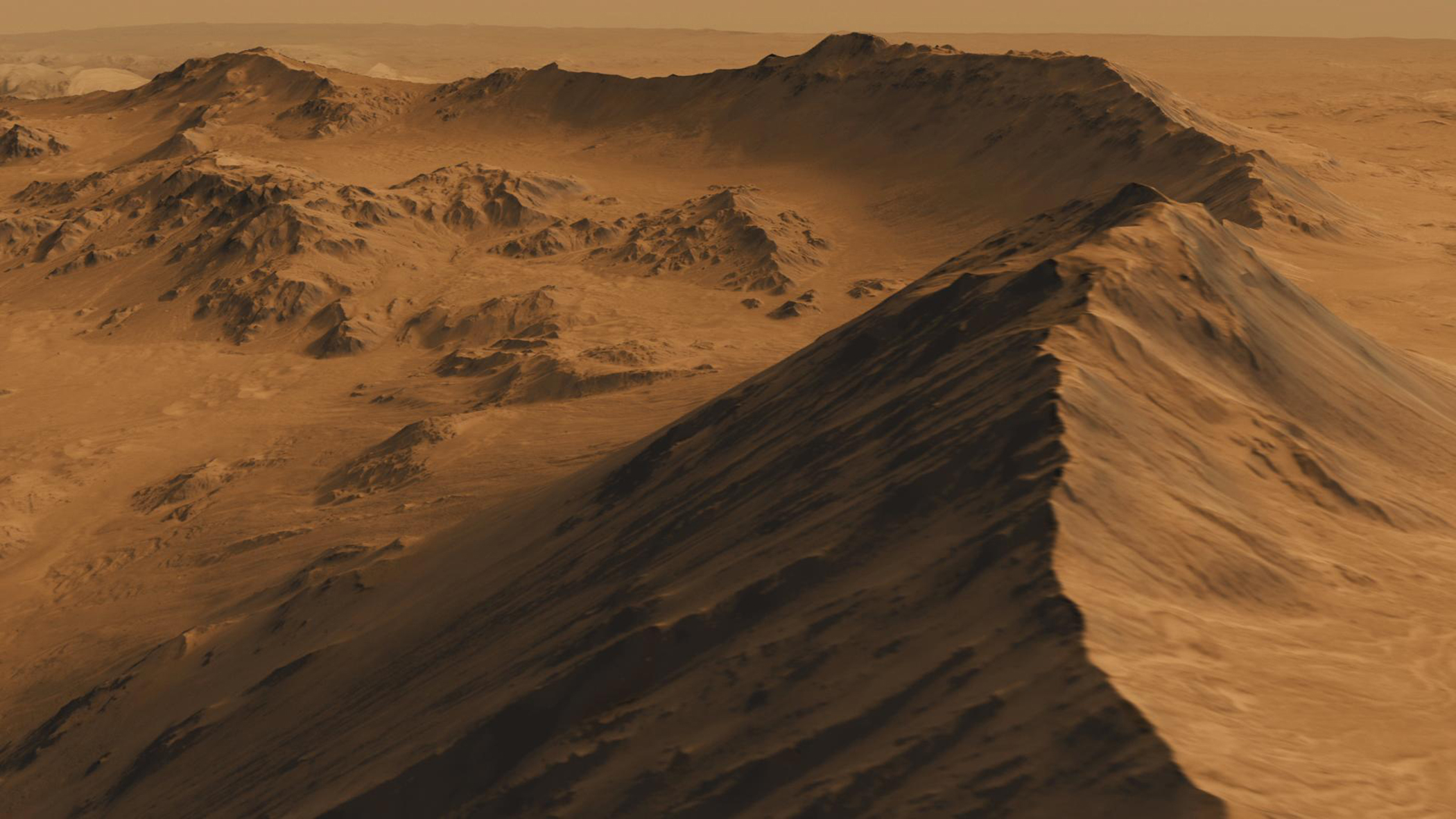A British Doctor Is Selling Land on Mars for 10 Acres Per Penny
