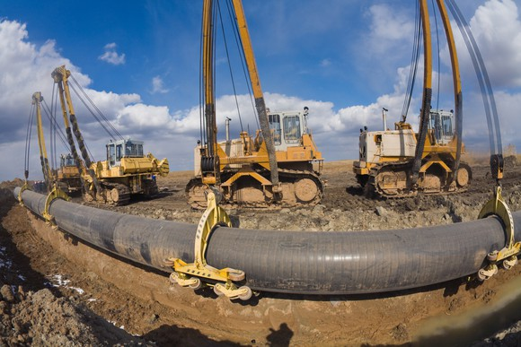 Enbridge Adjusts Its Growth Plans