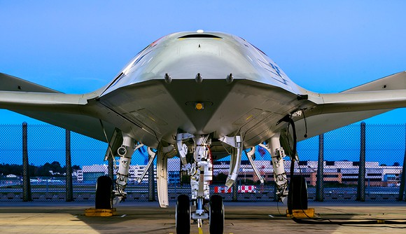 Boeing Hedges Its Bet in MQ-25 Drone Competition