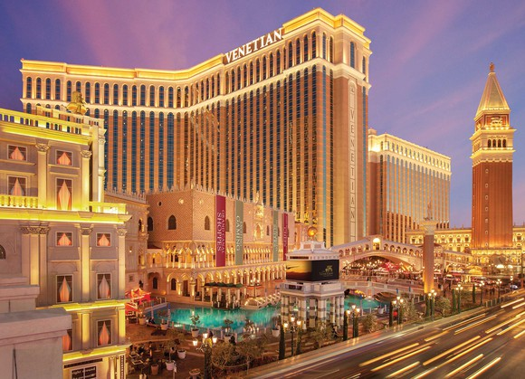 Why Las Vegas Sands, Matson, and Ballard Power Systems Jumped Today