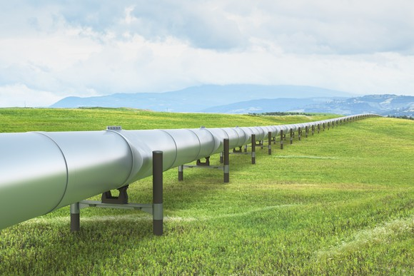 High-Yield Enbridge Energy Partner's 10% Dividend Just Got Safer