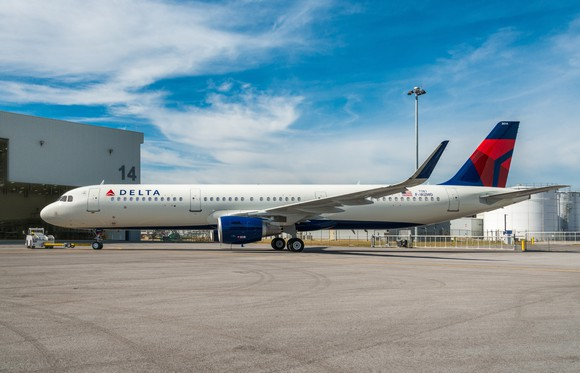 Delta Air Lines Keeps Driving Flight Cancellations Lower