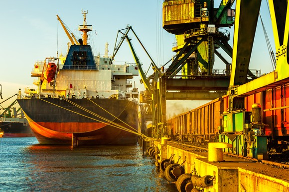 These 3 Factors Drove DryShips Inc.'s Stock up 65% in October