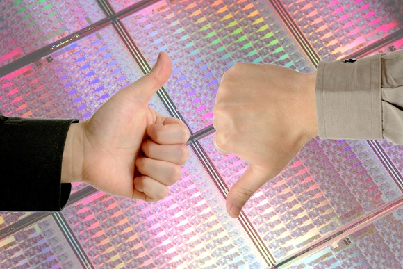 Qualcomm Keeps Dancing With NXP Semiconductors