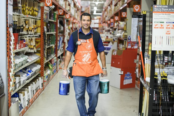 Why 2017 Was a Year to Remember for The Home Depot, Inc.