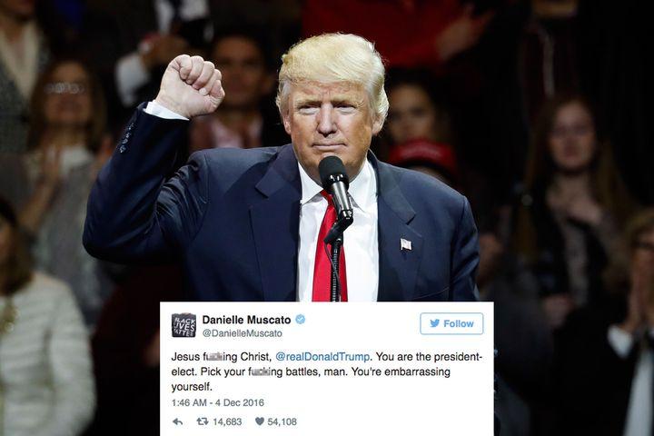 Woman destroys Donald Trump in merciless Twitter rant