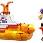 【經典重現】Lego推出Yellow Submarine(附Beatles成員公仔)