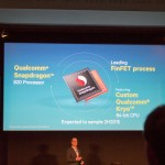 Qualcomm 爆大絕!Snapdragon 820 曝光:64bit Kryo 核心、主頻高達 3GHz
