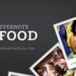 任務結束 Evernote Food 下月關門大吉