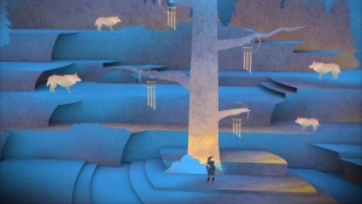 Tengami's pop-up world hits Wii U next month