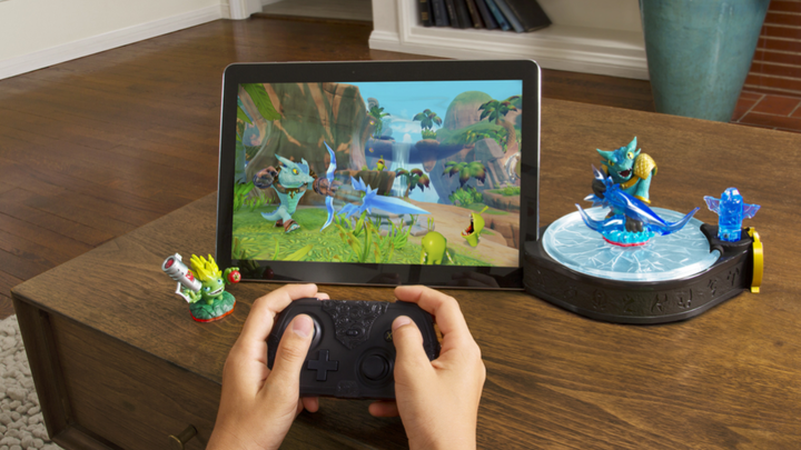 The tablet-based Skylanders is a grand experiment, and may be the future of gaming