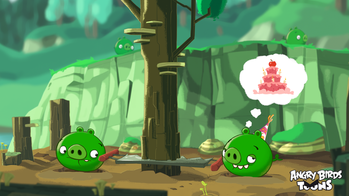 Research says kids eat less after playing Angry Birds