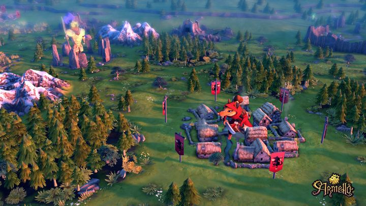 Digital board game Armello launching Sept. 1 on PS4 and PC with two new characters