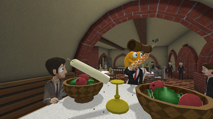 Wrap all your arms around Octodad's free Shorts DLC on Oct. 14