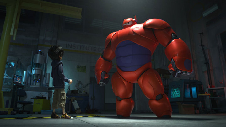 'Big Hero 6' makes its gaming debut with mobile game BotFight
