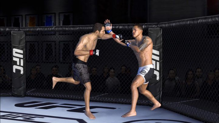 Free-to-play EA Sports UFC launches on Android and iOS