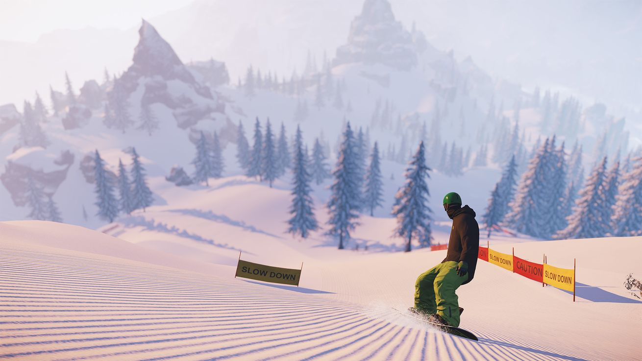 Winter sports game Snow gets big snowboarding update ahead of PS4 debut