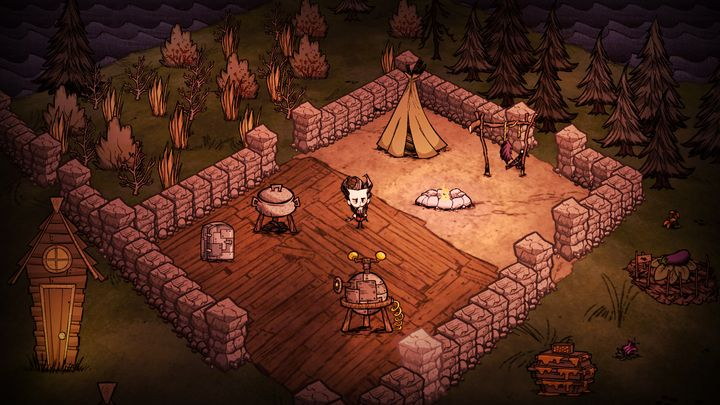 Don't Starve: Giant Edition is heading to Wii U next week