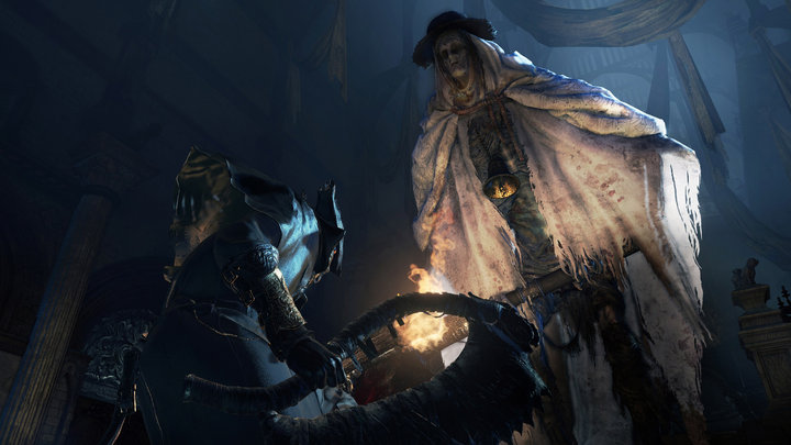 Bloodborne comes to PlayStation 4 in North America on Feb. 6, 2015