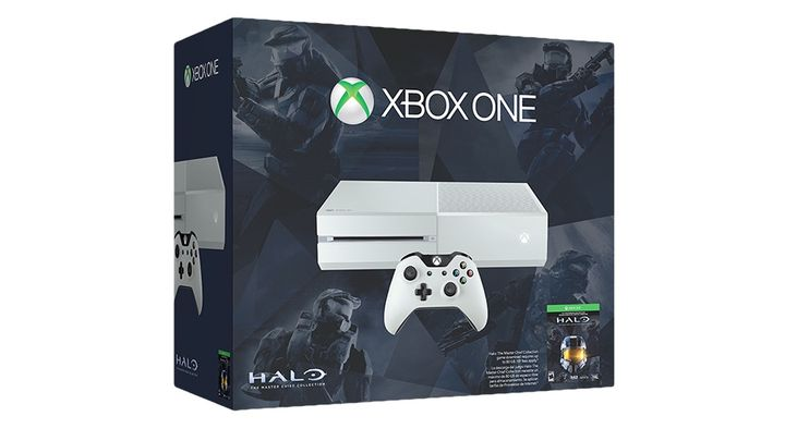 Want a white Xbox One and four Halo games? Microsoft is selling a limited edition bundle