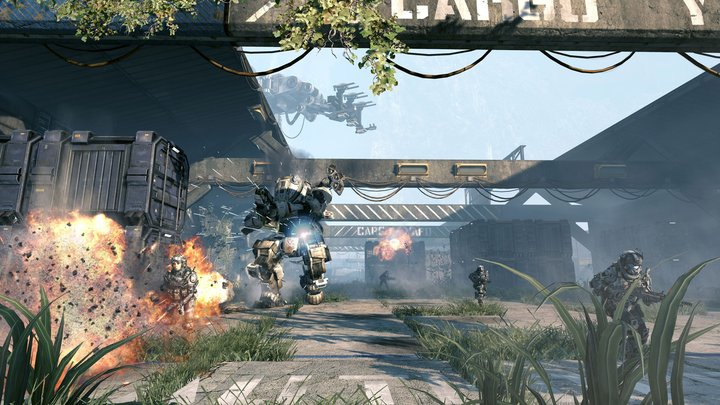 Titanfall's four-player co-op mode now available on PC and Xbox One in new update
