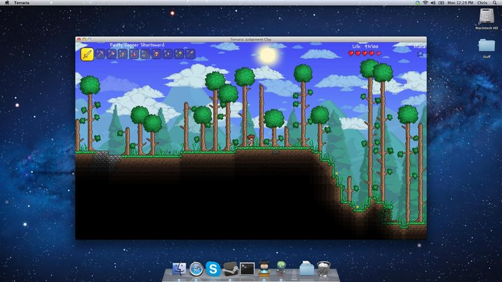 Terraria in development for Mac and Linux