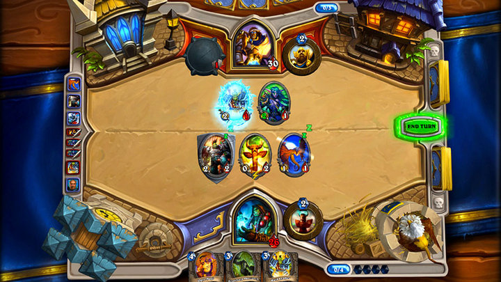 Hearthstone for iPhone and Android phones slips to early 2015