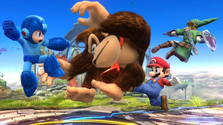 Pre-loading coming to Wii U with Super Smash Bros., to 3DS next year