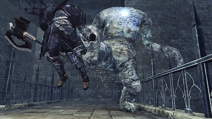 Dark Souls 2 not hard enough? Try this first-person mod