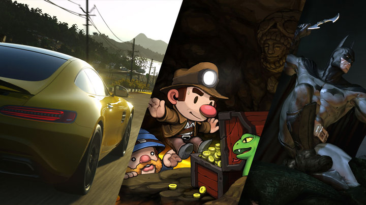 Here's the PlayStation Plus lineup for October