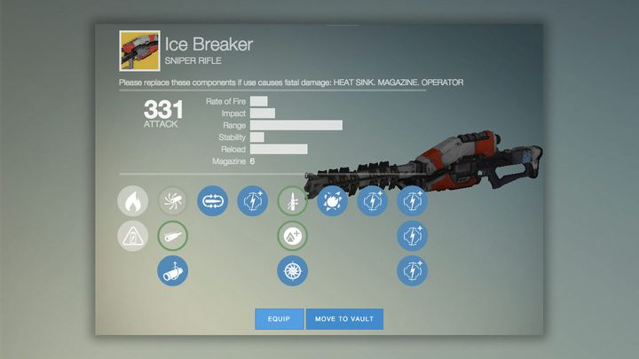 Destiny's companion app just got a lot more useful, thanks to Vault transfers
