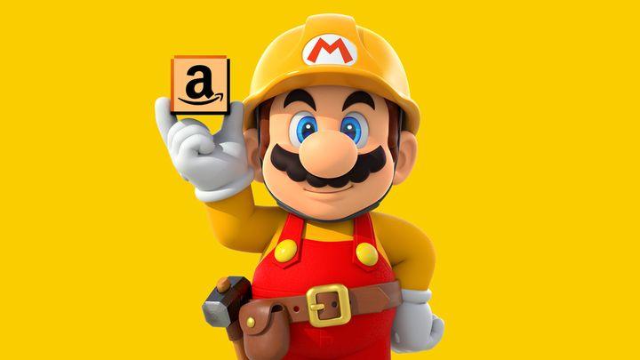 Nintendo games now available through Amazon digital store
