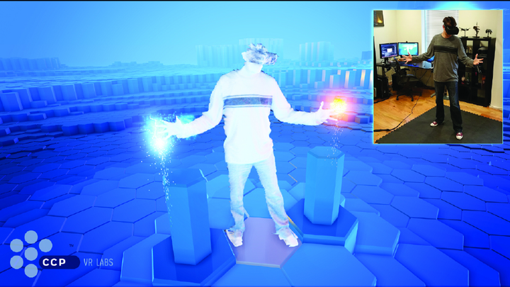 CCP is changing the virtual reality game using ... Kinects?