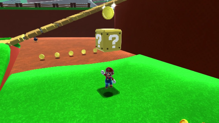 Super Mario 64 comes to the PC, thanks to a developer experimenting in Unity