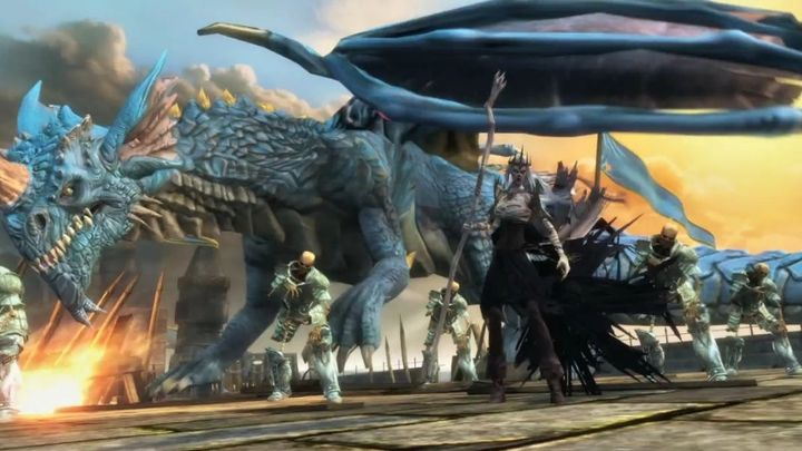 Neverwinter MMO will be available for free on Xbox One starting March 31