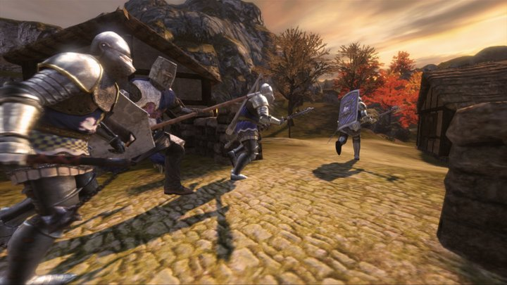 Chivalry: Medieval Warfare is coming to PS3 and Xbox 360