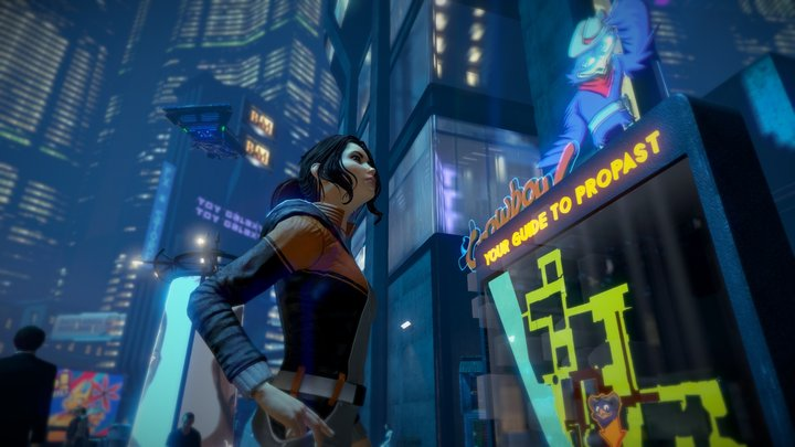 Dreamfall Chapters — Book One will launch for PC on Oct. 21
