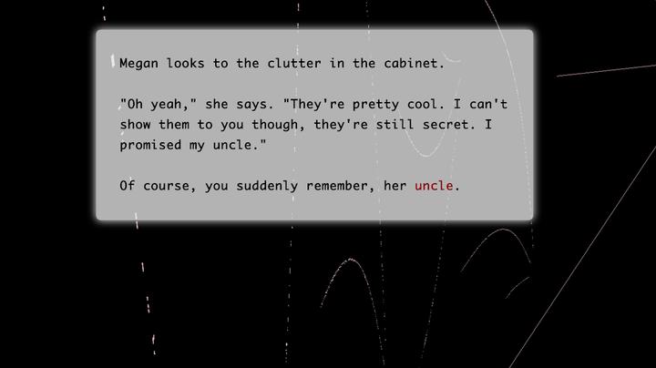 Nintendo nostalgia gets creepy in this text adventure