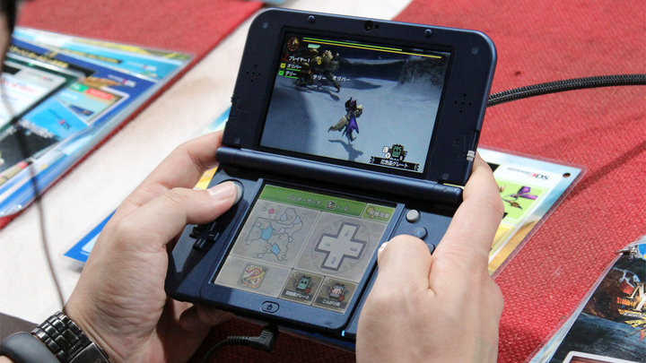 Hands-on with Nintendo's better looking, better playing New Nintendo 3DS