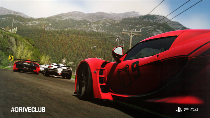 DriveClub PlayStation Plus Edition officially postponed 'until further notice'