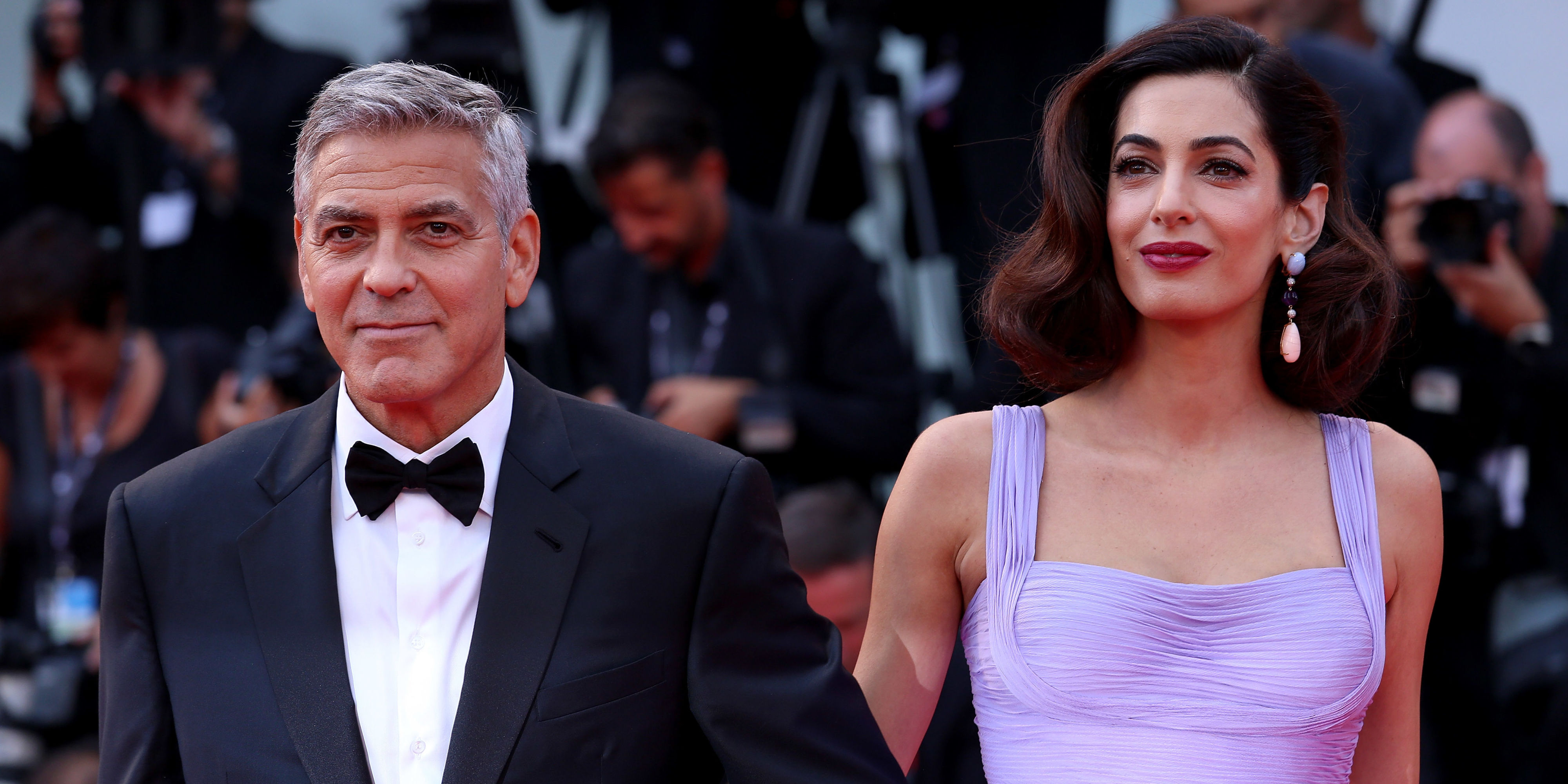 George Clooney: My Kids Ignore Me Because I Don't Have Boobs