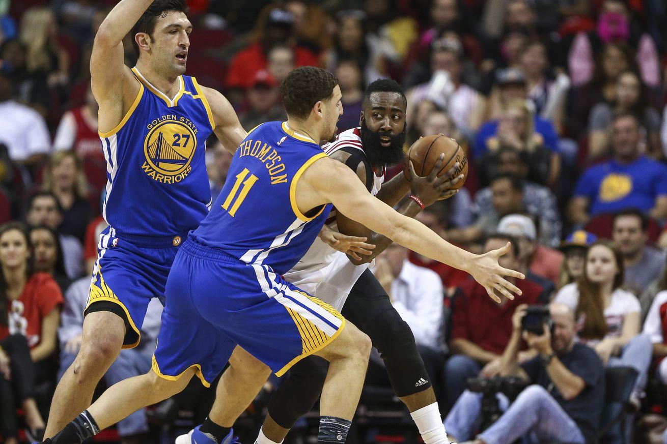NBA scores 2017: Warriors took away the Rockets' biggest ...