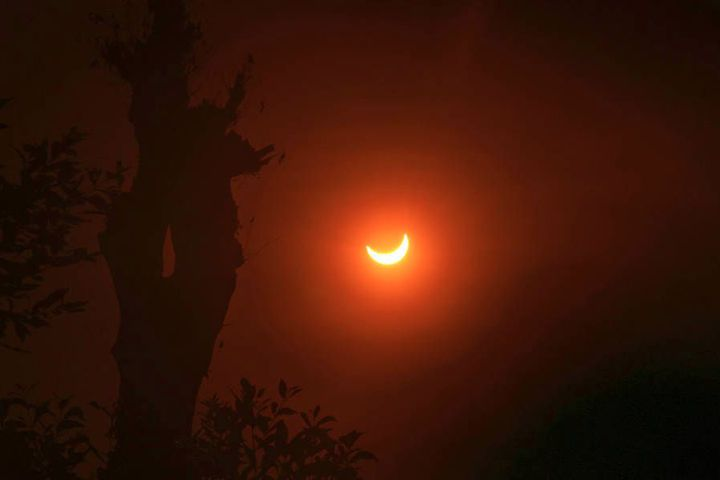 'Ring of fire' solar eclipse will blaze across the Southern Hemisphere