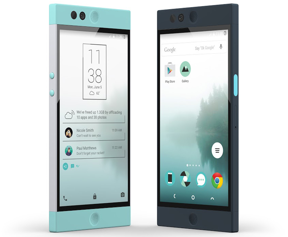 Robin Smartphone Promises to Never Run Out of Storage