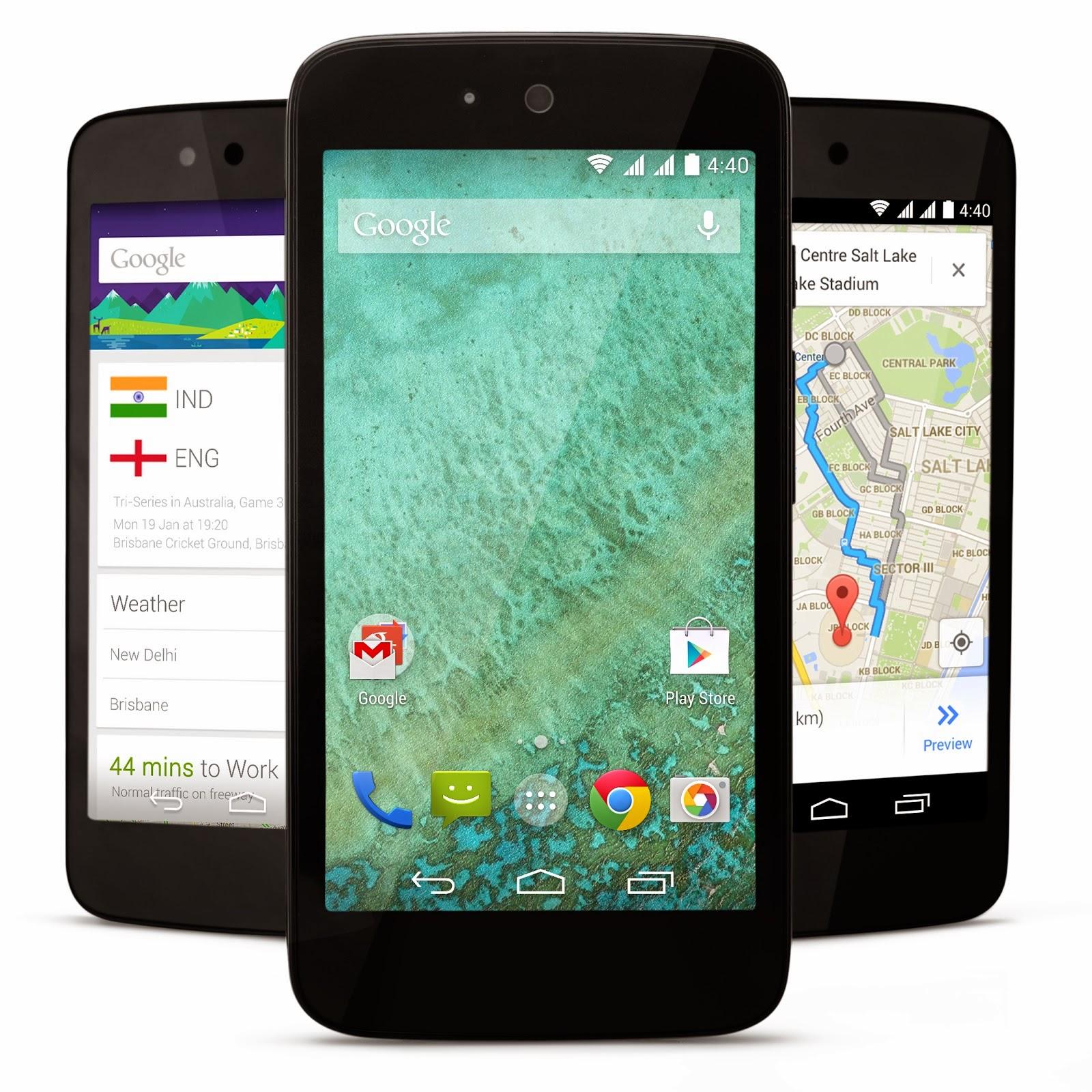 Google Reveals Sub-$100 Android Phones