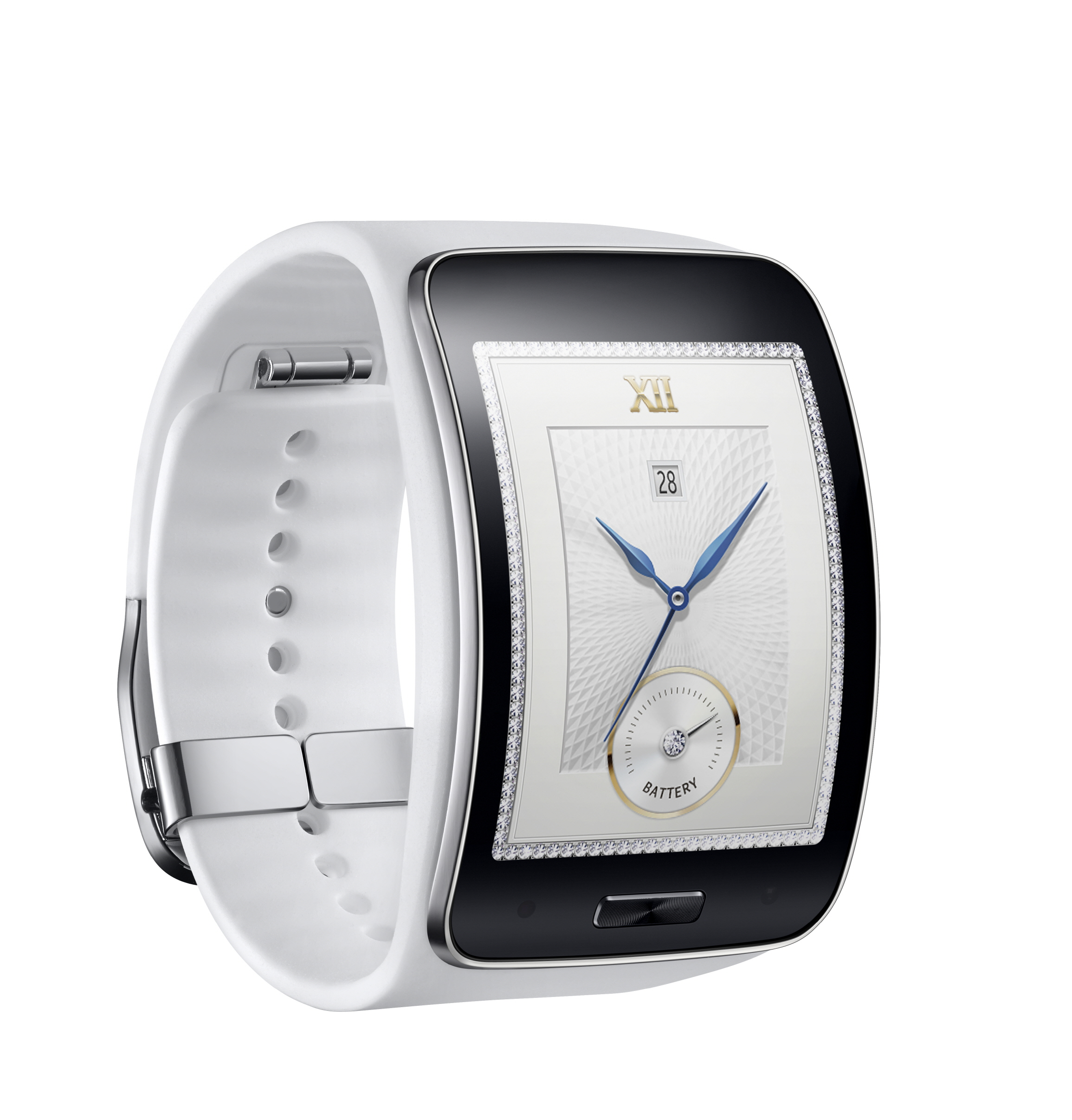 Samsung Gear S Touts Curved Display and 3G Connectivity