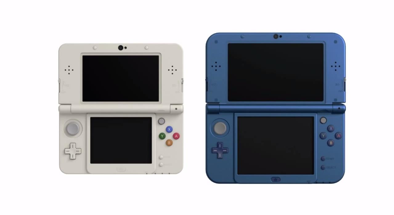Nintendo Announces More Powerful 3DS