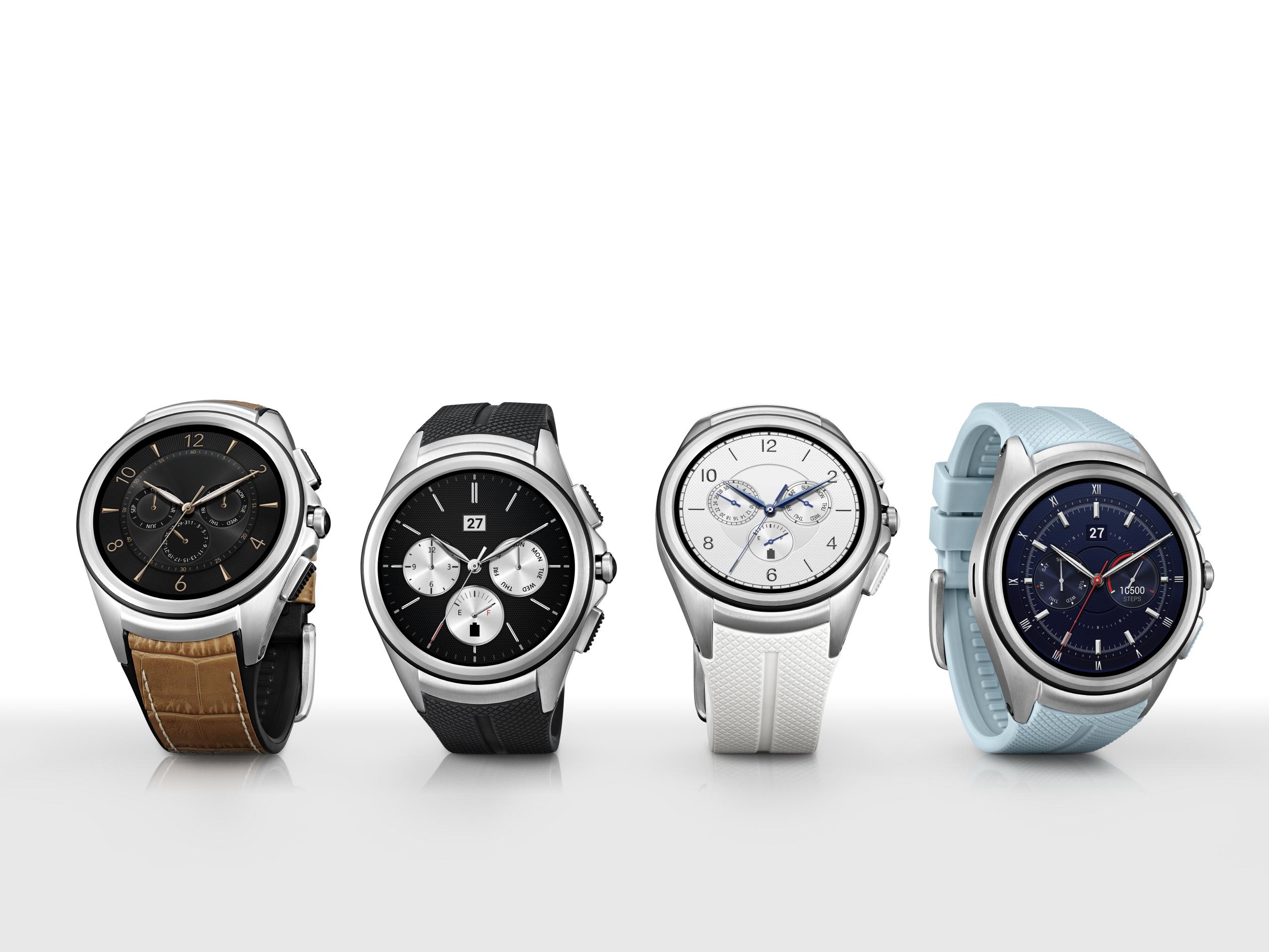 LG's New Watch Leaves Smartphones Behind