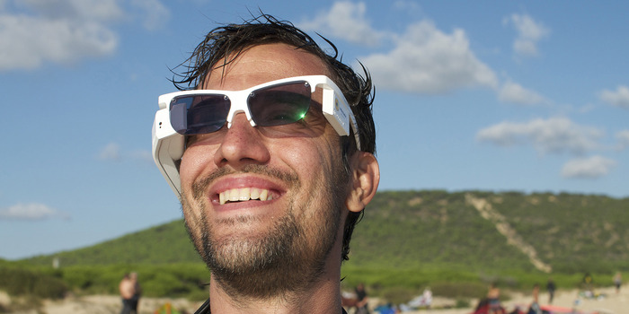 ORA-1 Glasses to Put Android On Your Face